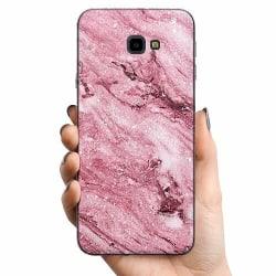 Samsung Galaxy J4 Plus (2018) TPU Mobilskal Glitter Marble