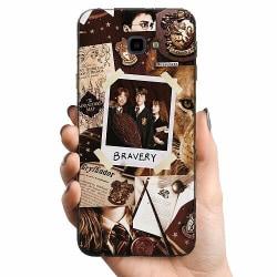 Samsung Galaxy J4 Plus (2018) TPU Mobilskal Harry Potter