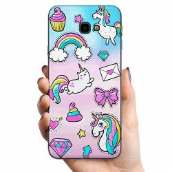 Samsung Galaxy J4 Plus (2018) TPU Mobilskal UNICORN