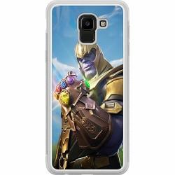 Samsung Galaxy J6 (2018) Soft Case (Frostad) Fortnite Thanos