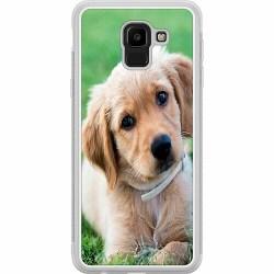 Samsung Galaxy J6 (2018) Soft Case (Frostad) Hund