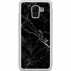 Samsung Galaxy J6 (2018) Soft Case (Frostad) Marmor