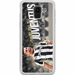 Samsung Galaxy J6 (2018) Soft Case (Frostad) Ronaldo
