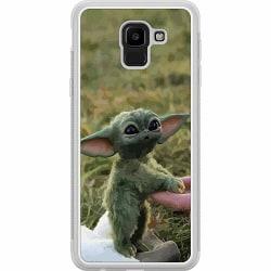 Samsung Galaxy J6 (2018) Soft Case (Frostad) Yoda