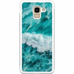 Samsung Galaxy J6 (2018) Soft Case (Vit) Hav