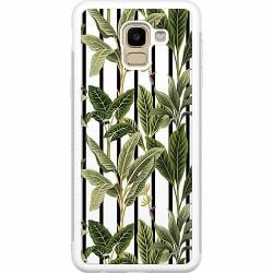 Samsung Galaxy J6 (2018) Soft Case (Vit) Löv