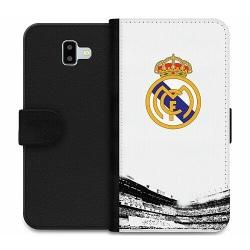 Samsung Galaxy J6 Plus (2018) Billigt Fodral Real Madrid CF