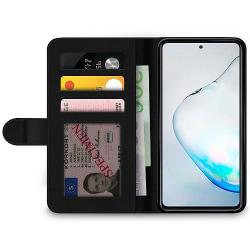 Samsung Galaxy Note 10 Lite Wallet Case UNICORN