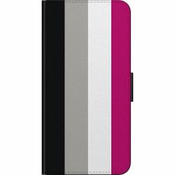 Samsung Galaxy Note 20 Fodralväska Pride - Asexual