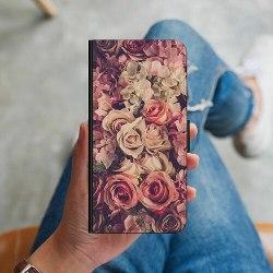 OnePlus 8 Plånboksskal Blommor