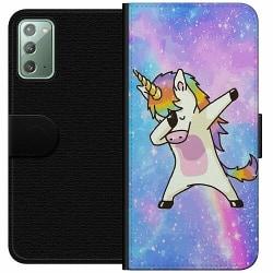 Samsung Galaxy Note 20 Wallet Case UNICORN