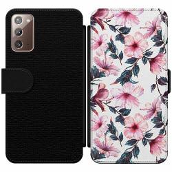 Samsung Galaxy Note 20 Wallet Slim Case Floral Spring