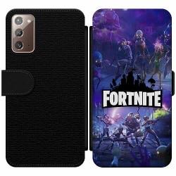 Samsung Galaxy Note 20 Wallet Slim Case Fortnite Gaming