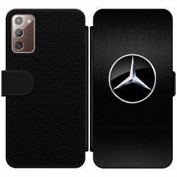 Samsung Galaxy Note 20 Wallet Slim Case Mercedes