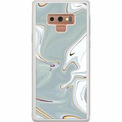 Samsung Galaxy Note 9 Soft Case (Frostad) Pattern