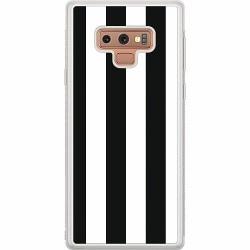 Samsung Galaxy Note 9 Soft Case (Frostad) Pride - Straight