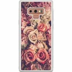 Samsung Galaxy Note 9 Soft Case (Frostad) Romantic