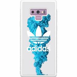 Samsung Galaxy Note 9 Soft Case (Vit) Fashion