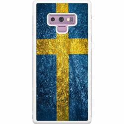 Samsung Galaxy Note 9 Soft Case (Vit) Sverige