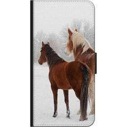 Huawei Honor 10 Fodralväska Häst / Horse