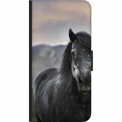 Samsung Galaxy A20s Fodralväska Häst / Horse