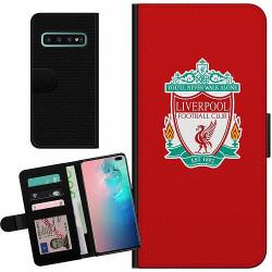 Samsung Galaxy S10 Plus Billigt Fodral Liverpool
