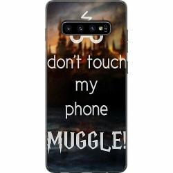 Samsung Galaxy S10 Plus Mjukt skal - Harry Potter