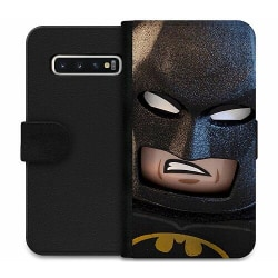 Samsung Galaxy S10 Plus Wallet Case Angry