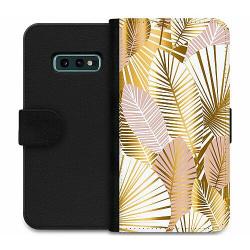 Samsung Galaxy S10e Wallet Case Gold