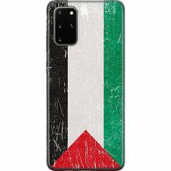 Samsung Galaxy S20 Plus Mjukt skal - Palestina Flagga