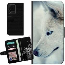 Samsung Galaxy S20 Ultra Billigt Fodral Wolf / Varg