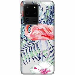 Samsung Galaxy S20 Ultra LUX Mobilskal (Matt) Flamingo