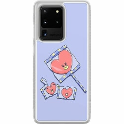 Samsung Galaxy S20 Ultra Soft Case (Frostad) Kawaii