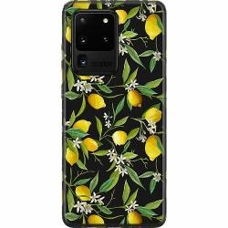 Samsung Galaxy S20 Ultra Mjukt skal - Lemonade
