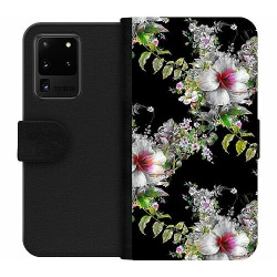 Samsung Galaxy S20 Ultra Wallet Case Flower star
