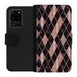 Samsung Galaxy S20 Ultra Wallet Case Mönster