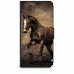 Huawei P40 Pro Plånboksfodral Häst / Horse