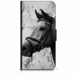 Samsung Galaxy A10 Plånboksfodral Häst
