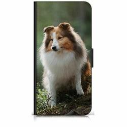 Samsung Galaxy A10 Plånboksfodral Hund