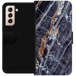 Samsung Galaxy S21+ Wallet Case Marmor