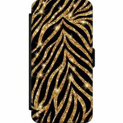 Samsung Galaxy A10 Skalväska Gold & Glitter