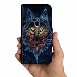 Samsung Galaxy S10 Plus Mobilskalsväska Wolf / Varg