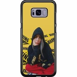 Samsung Galaxy S8 Plus Hard Case (Svart) Billie Eilish 2021