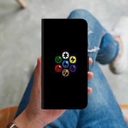 Huawei Y6 (2018) Plånboksskal Pixel art Pokémon