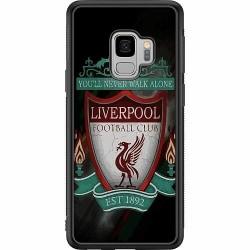Samsung Galaxy S9 Soft Case (Svart) Liverpool L.F.C.
