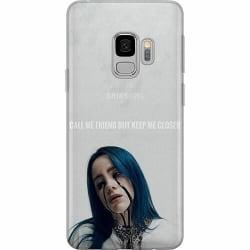 Samsung Galaxy S9 Mjukt skal - Billie Eilish