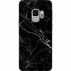 Samsung Galaxy S9 Mjukt skal - Marmor