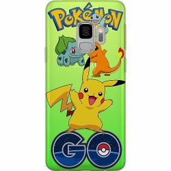 Samsung Galaxy S9 Thin Case Pokemon