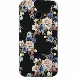 Samsung Galaxy XCover 4 Mjukt skal - Blommor