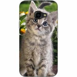 Samsung Galaxy XCover 4 Mjukt skal - Cat